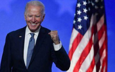 جو بایدن رئیس جمهور جدید آمریکا شد